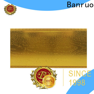 Banruo best value architectural molding directly sale bulk production