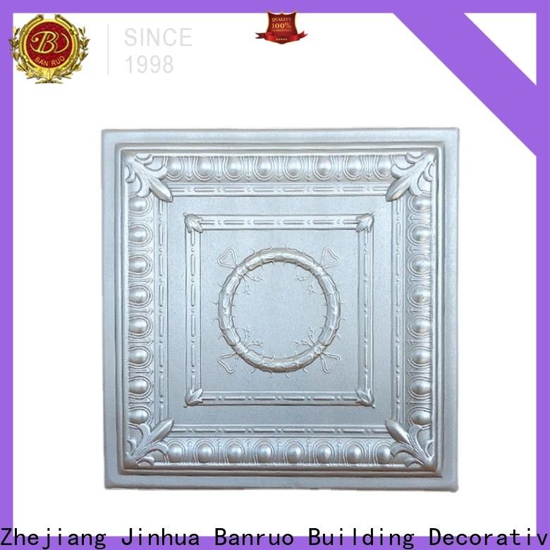 Banruo 3d interior wall panels design for architecture