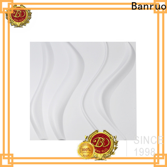 Banruo 3d interior wall panels suppliers for promotion
