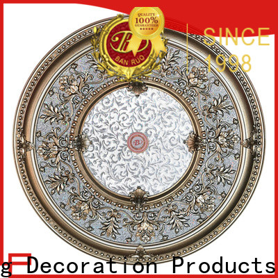 odm 6 inch ceiling medallion supply for sale