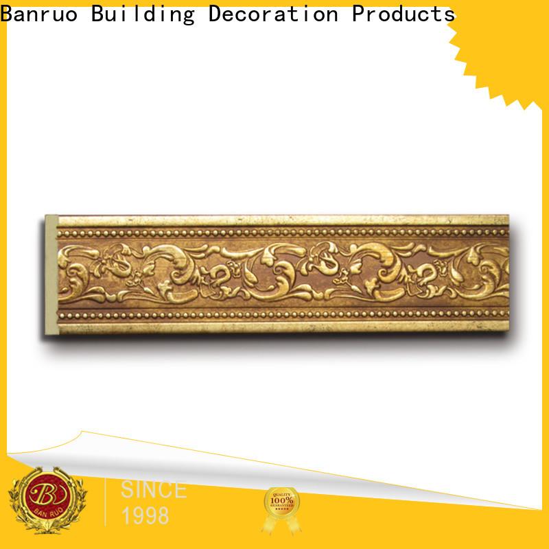 Banruo best value plastic frame moulding design for decoration