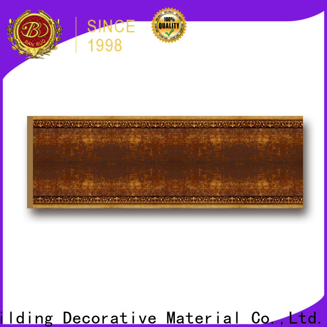 latest wide baseboard moulding factory direct supply for building decor
