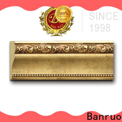 Banruo latest unfinished frame moulding series with high cost performance