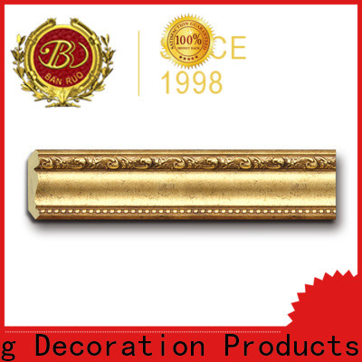 Banruo ceiling molding around chandelier best manufacturer for architecture