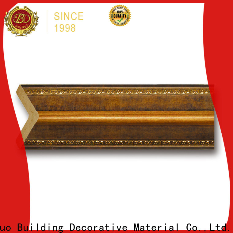 Banruo outside crown moulding supply for architecture