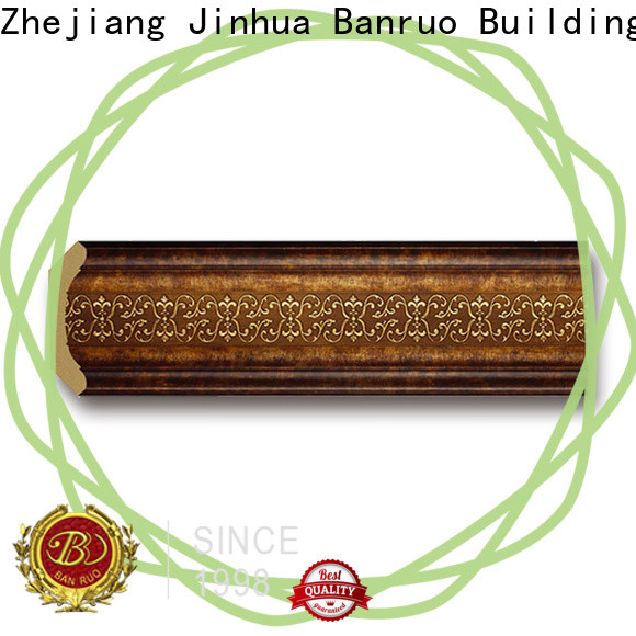 best price unique crown molding from China for building decor