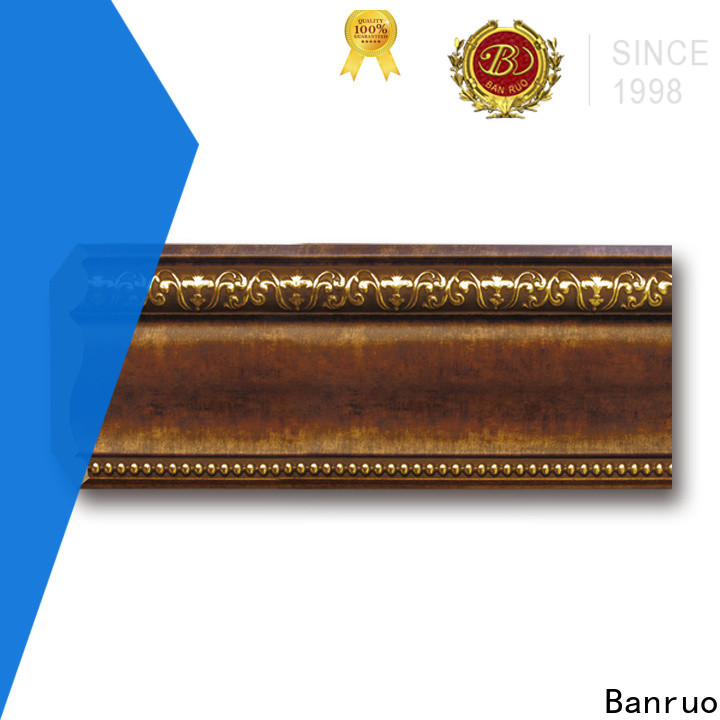 Banruo cost-effective square crown molding design for decoration