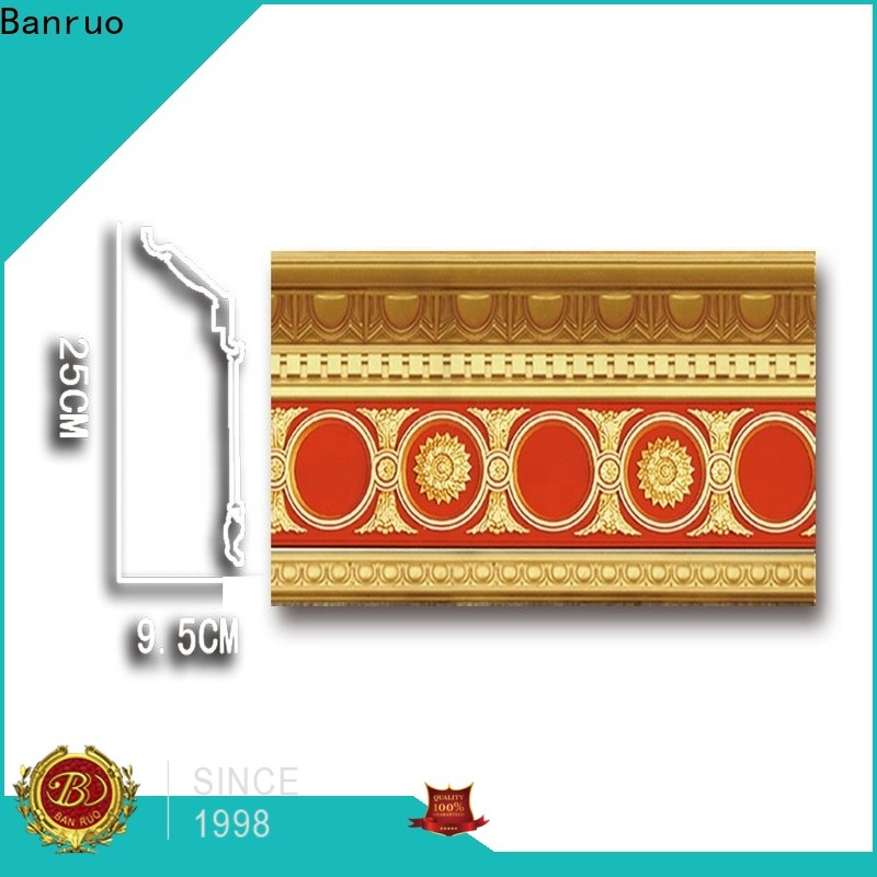 Banruo cost-effective bedroom crown molding series bulk buy
