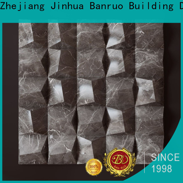 Banruo wall art 3d wall panels from China bulk production