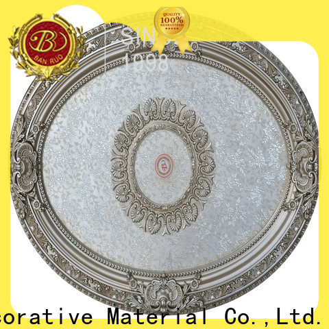 Banruo top traditional ceiling medallions company bulk production