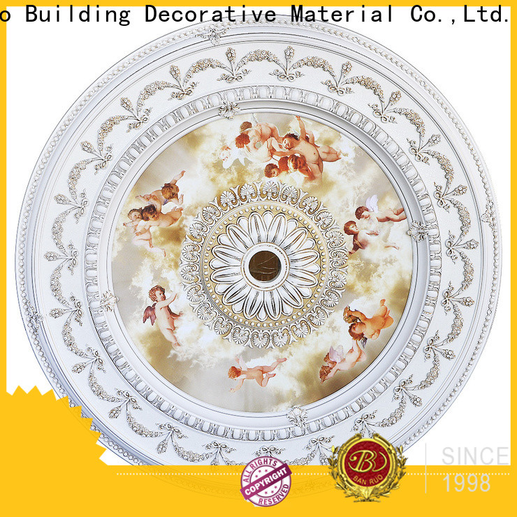 Banruo durable artistic ceiling tiles supply for decoration