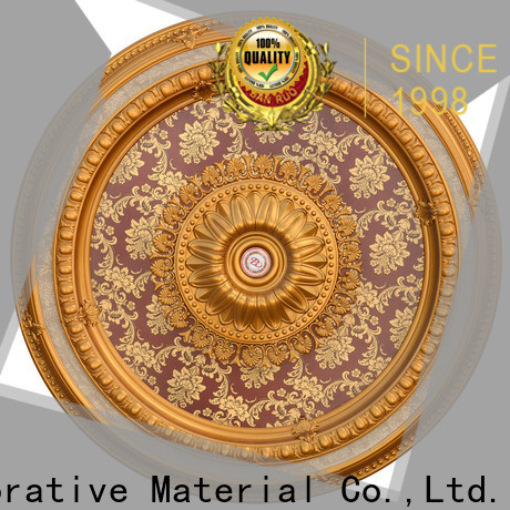 oem round ceiling tiles with good price bulk production