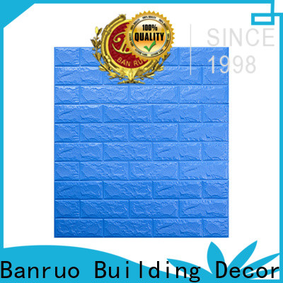 Banruo indoor wall paneling best manufacturer with high cost performance
