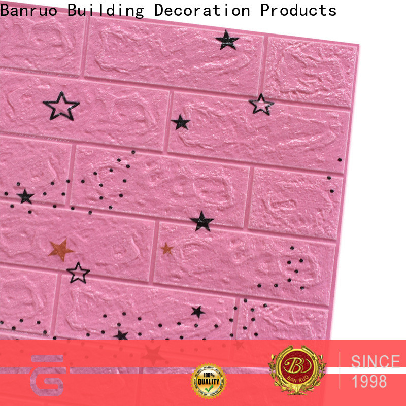 Banruo inside wall paneling supplier for promotion