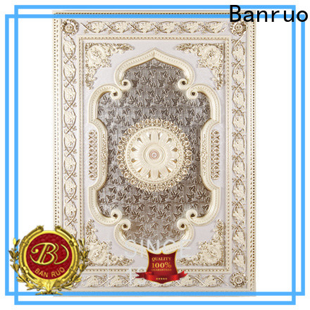 Banruo custom ceiling medallions factory for decor