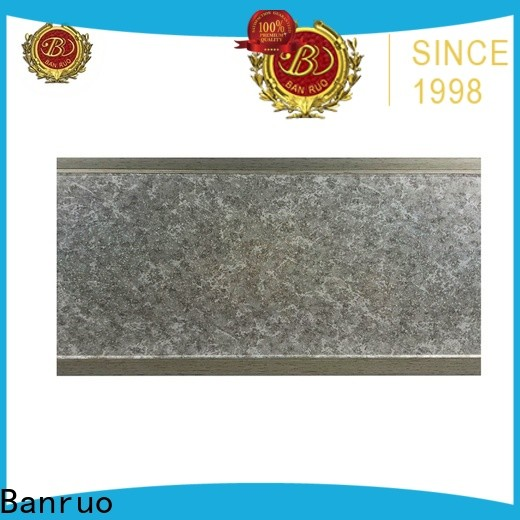Banruo top selling crown molding patterns with good price for building decor
