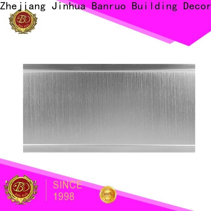 Banruo crown molding ceiling trim best manufacturer for decor