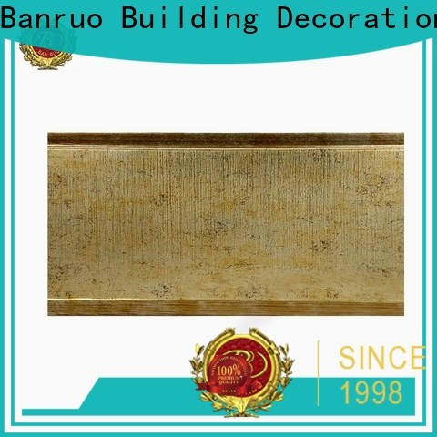 Banruo top quality interior crown molding wholesale on sale