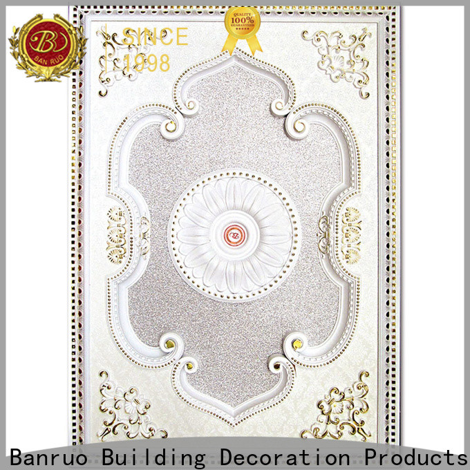 Banruo hot-sale decorative ceiling plate supplier for promotion