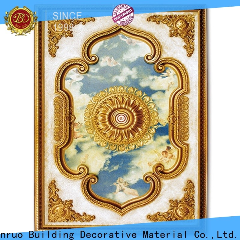 Banruo flat ceiling tiles from China for architecture