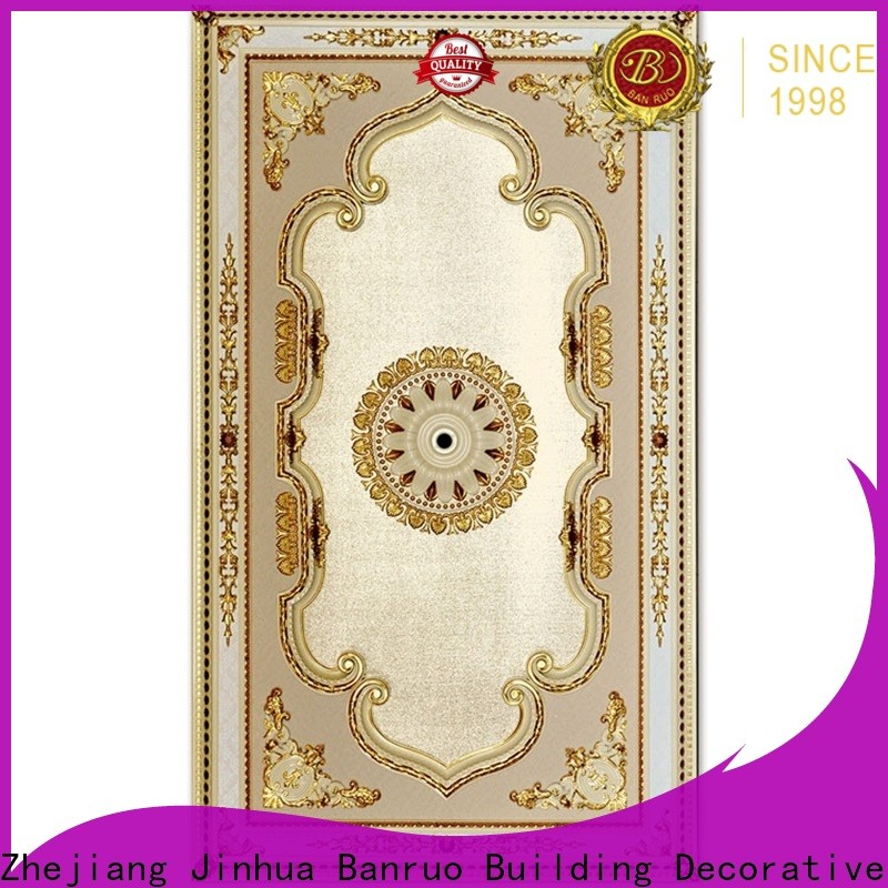 Banruo best value ceiling rosette from China for sale