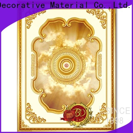 best price small ceiling medallions factory on sale