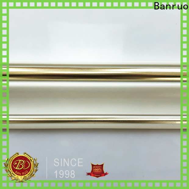 Banruo big crown molding factory direct supply for promotion