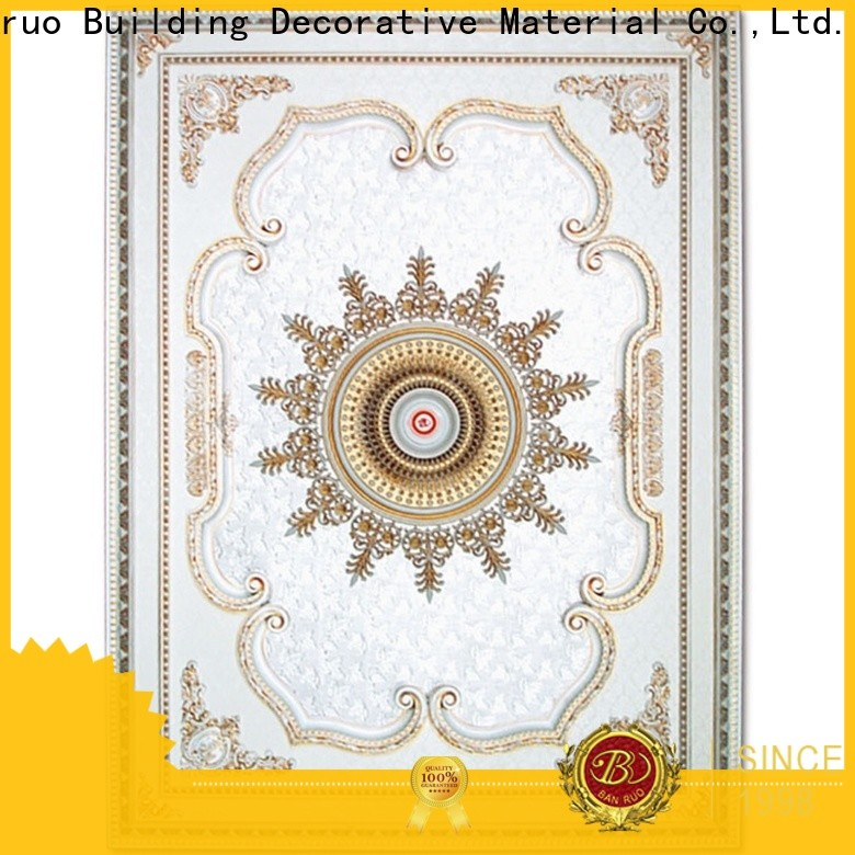 Banruo decorative drop ceiling tiles suppliers for home