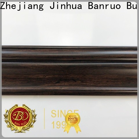 Banruo different types of crown moulding supply with high cost performance