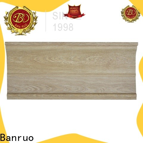 Banruo high quality crown molding and trim series for decor