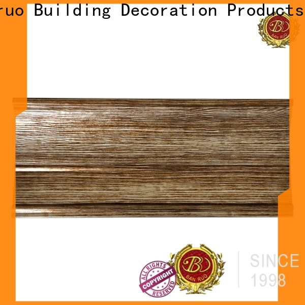 Banruo popular big crown molding factory direct supply on sale