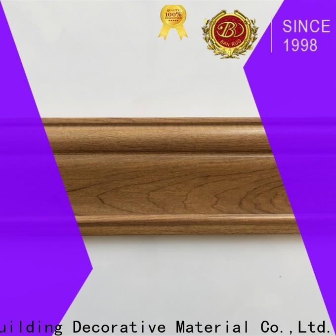 Banruo durable popular crown molding supply for decor