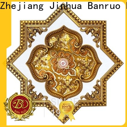 Banruo best value ornate ceiling medallions from China for decoration