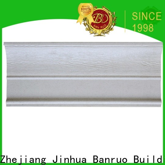 Banruo cheap nice crown molding for business for sale
