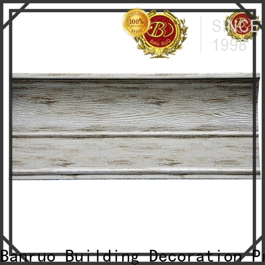 Banruo types of crown molding best manufacturer for decoration