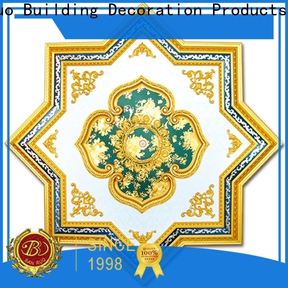 Banruo decorative architecture factory direct supply for decoration