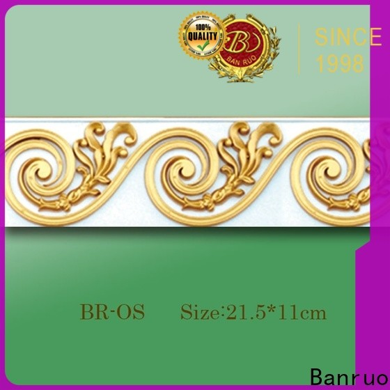 Banruo high quality decorative metal appliques supplier on sale
