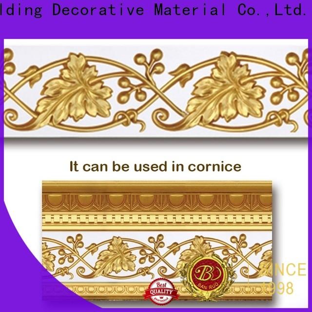 Banruo ceiling appliques manufacturer for decoration