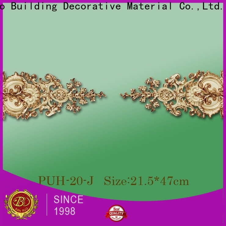 Banruo decorative ceiling appliques directly sale for sale