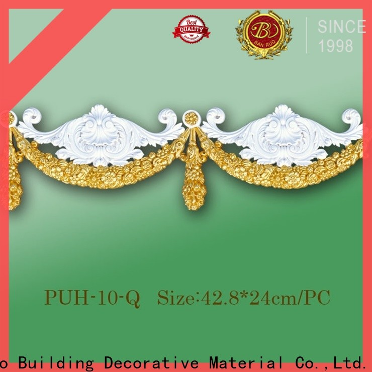 Banruo latest metal appliques for furniture manufacturer for decoration