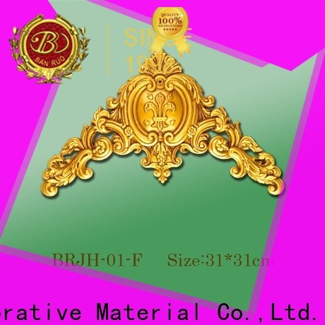 custom ornamental appliques manufacturer with high cost performance