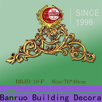 Banruo popular decorative onlays appliques directly sale for architecture