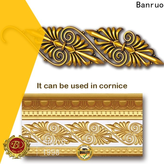 Banruo quality decorative furniture onlays factory for building decor
