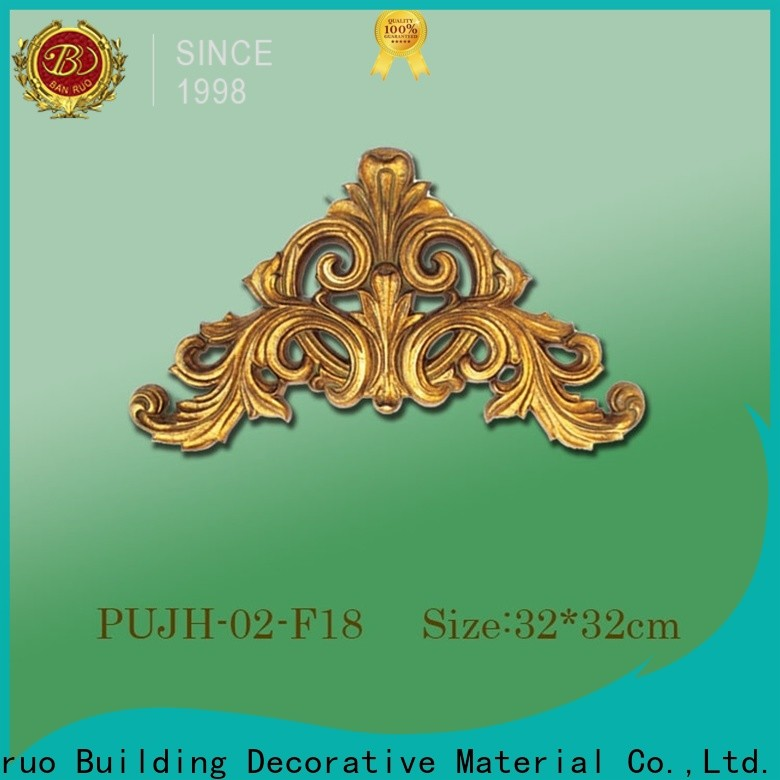 Banruo decorative appliques factory direct supply bulk production