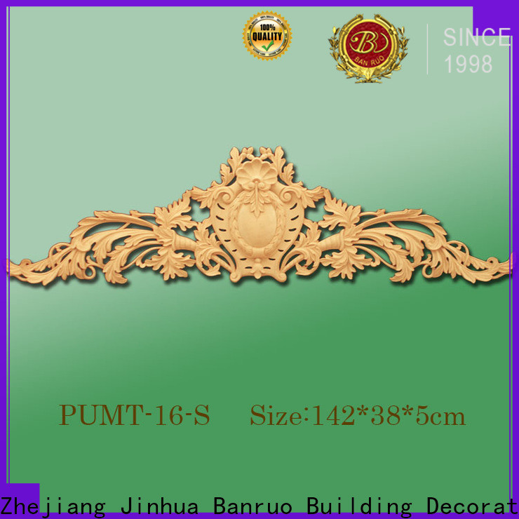 Banruo top metal appliques for furniture factory direct supply for architecture