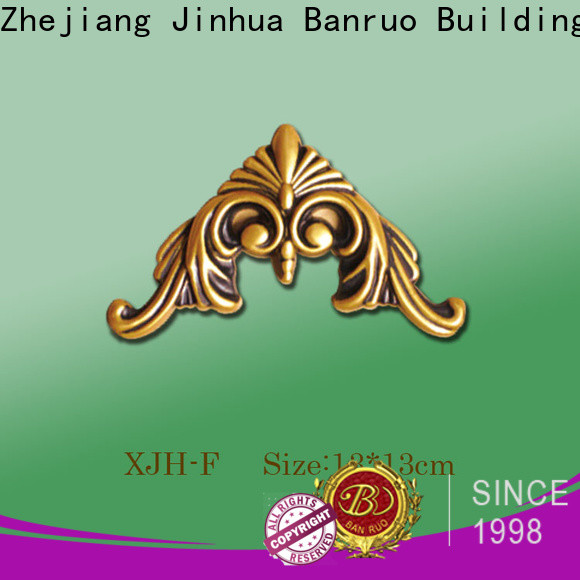 high quality metal appliques for furniture from China for decor