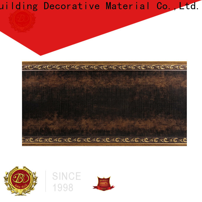 Banruo best material for crown molding from China for home
