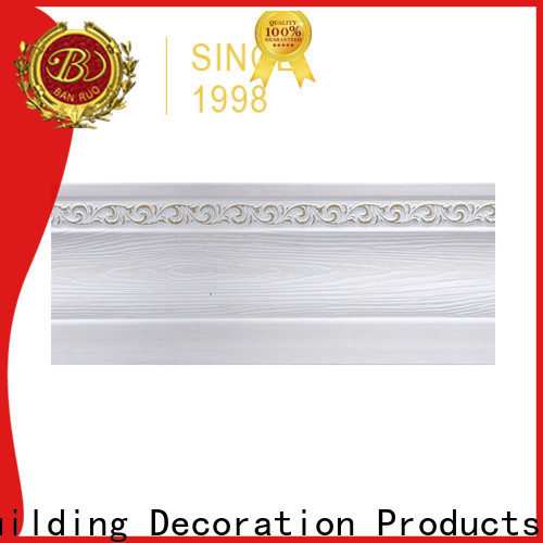 Banruo quality buy baseboard molding factory direct supply for promotion
