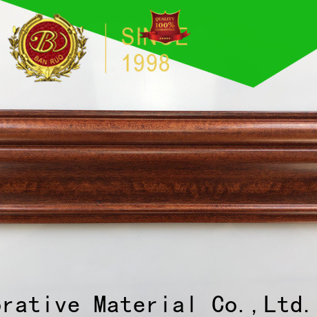 Banruo interior door frame molding with good price for promotion
