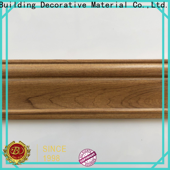 Banruo top selling window interior trim molding wholesale with high cost performance
